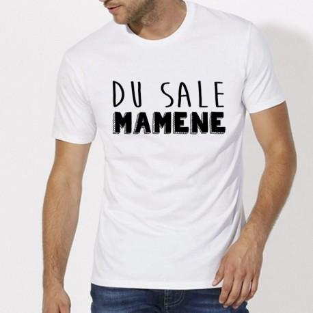 T-Shirt Du sale mamen
