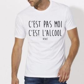 T-Shirt c'est l'alcool