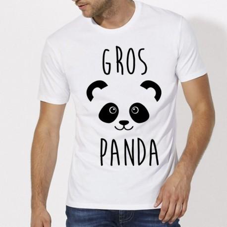 T-Shirt gros panda