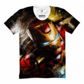 T-Shirt Iron Paint