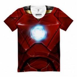 T-Shirt Iron Body
