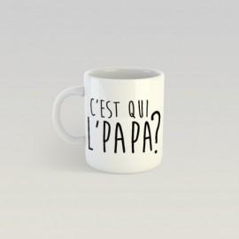 Mug le papa