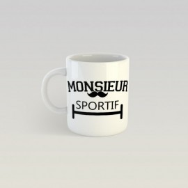 Mug Mr Sportif