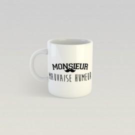 Mug Mr Mauvaise humeur