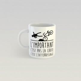 Mug La chute