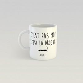 Mug c'est pas moi…