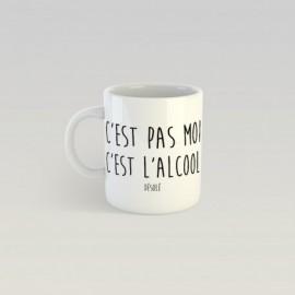 Mug c'est l'alcool
