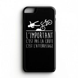 Coque smartphone La chute