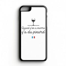 Coque smartphone du pinard