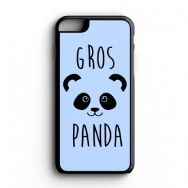Coque smartphone gros panda