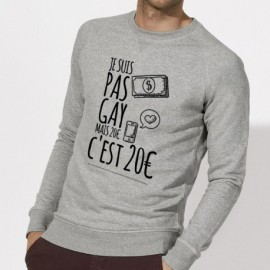 Sweat pas gay mais…