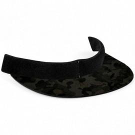 Visière casquette Camo vert
