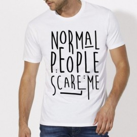 T-Shirt scare me