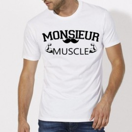 T-Shirt Mr Muscle