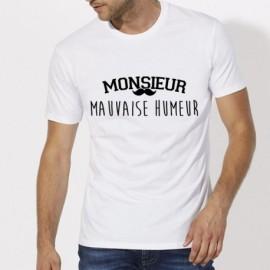 T-Shirt Mr Mauvaise humeur
