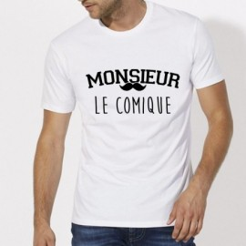 T-Shirt Mr Comique