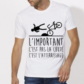 T-Shirt La chute