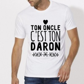 T-Shirt ton oncle