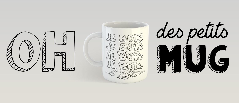 Collection de mug