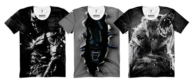 T-Shirt Fullprint !